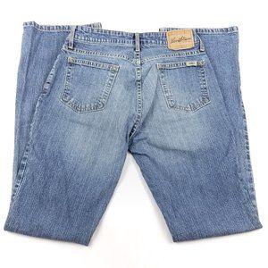 Levi's Low Rise Slim Jeans Medium Wash Junior's 7